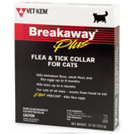 Breakaway Flea & Tick Collar for Cats