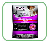 EVO Dog Food