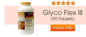 Glyco Flex III (90 Tablets)