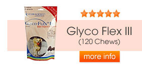 Glyco Flex III Bite-Sized Chews