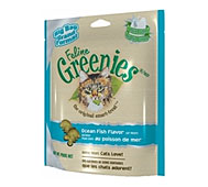 feline greenies treats