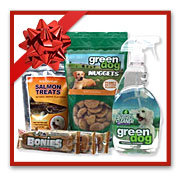Green Pet Gift Pack