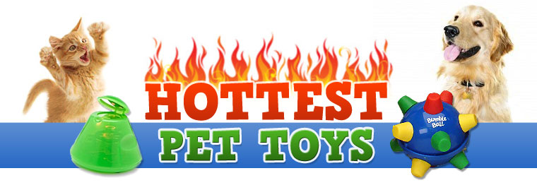 Hottest Pet Toys