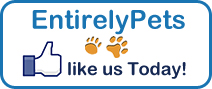 EntirelyPets Like us Today!