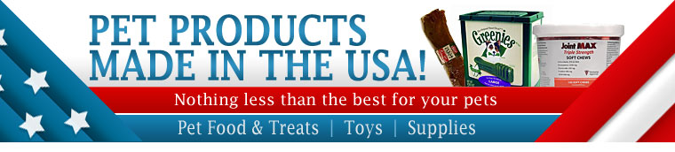 Pet Products Made in the USA