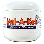 Mal-A-Ket Wipes