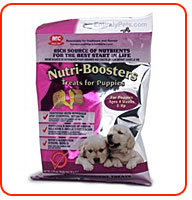 Nutri-Boosters Treats for Puppies