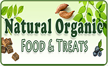 Organic food &amp; treats