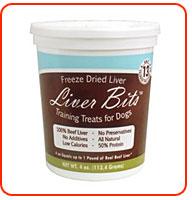 Liver Bits Treats