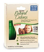 Sentry Natural Defense Blue