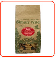 Simply Wild Natural Dog Treats