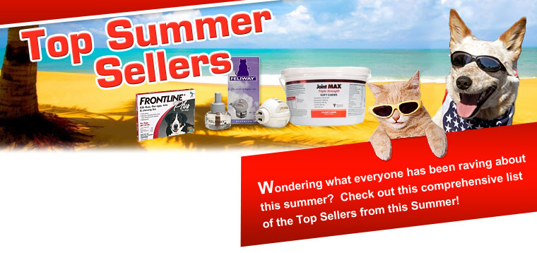 Top Summer Sellers