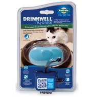 Drinkwell Hy-Drate H2O Filtration System for Healthy Cats