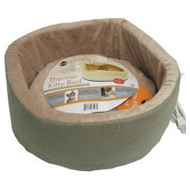 K&H Thermo-Kitty Bed Sage