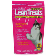 Lean Treats - Nutritional Rewards for CATS