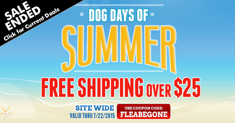 Find summer pet supplies for your cat or dog here at our Dog Days of Summer!� > </div><div id=