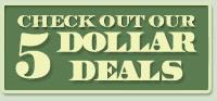 5 dollar deals