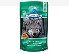 Blue Buffalo Wilderness Duck Biscuits