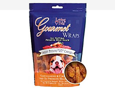Loving Pets Sweet Potato & Chicken Wrap