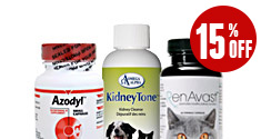 Kidney, Liver & Renal Supplements
