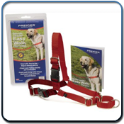 Premier Easy Walk Harness Red