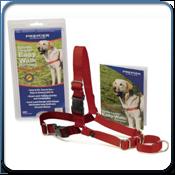 Premier Easy Walk Harness Red