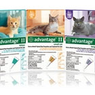 Advantage� II for Cats