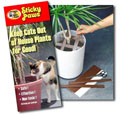 Sticky Paws for Cats