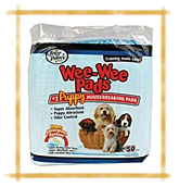 Four Paws Puppy Wee-Wee Pads