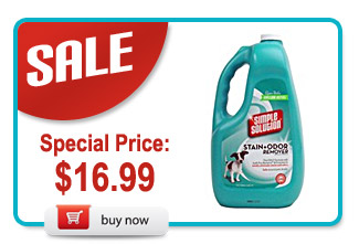 Simple Solutions Stain & Odor REmover for Cats & Dogs