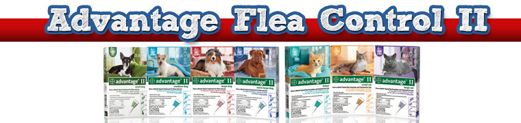 Advantage Flea Control II