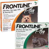 Frontline Plus for Dogs and Cats