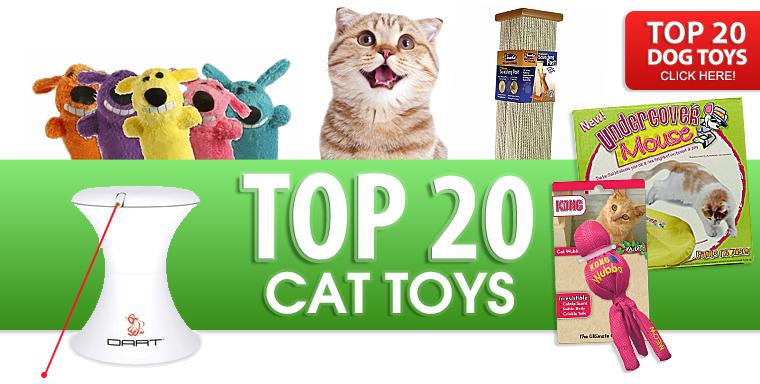 Top 20 Cat Toys