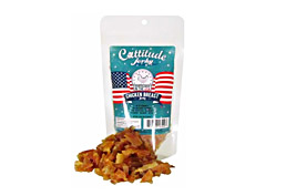 Cattitude Chicken Breast Jerky