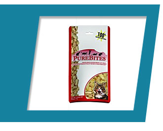 Purebites Chicken Breast Cat Treat