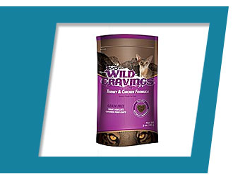 EVO Wild Cravings Turkey & Chicken