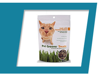 Pet Greens Semi-Moist Cat Treats