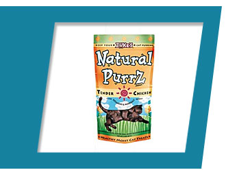 Zuke's Natural Purzz Healthy Moist Treats