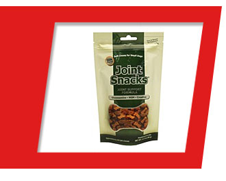 Joint Snacks for Small Dogs Duck Flavor