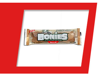 BONIES Natural Dental Bones REGULAR SINGLES (2.23 oz)