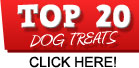 Top 20 Dog Treats