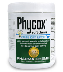 PhyCox Soft Chews (D.A.P.)