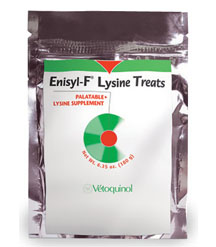 Enisyl-F Lysine Treats