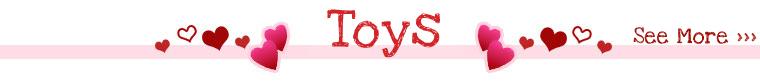 Valentine's Toys