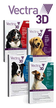 Vectra 3d red for dogs over 95 lbs 3 doses publicscrutiny Choice Image