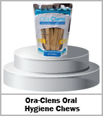 ora-clens oral hygine chews