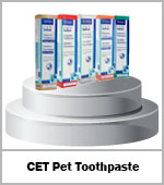 cet pet toothpaste