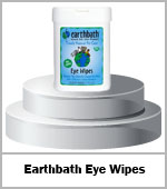 earthbath eye wipes