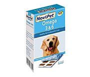 NoviPet Omega 3 & 6 Supplemen
