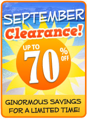 September Clearance